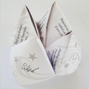 Fortune Teller Invitation