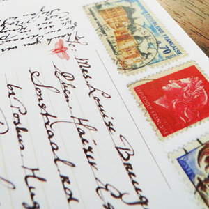 Postcard details