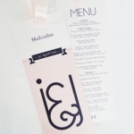 Menu Detail with Guest Name