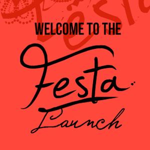 Festa's Welcome Banner
