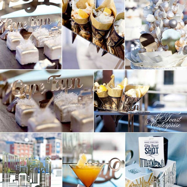 Moodboard-Gold City Wedding